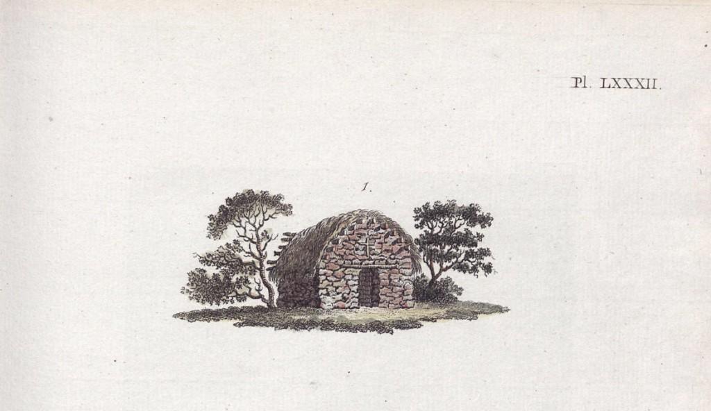 Gijsbert van Laar, Magazijn van Tuin-sieraaden, plaat LXXXII