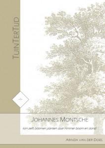 Johannes Montsche kon zelfs boomen planten daar nimmer boom en stond, 2012