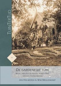 TuinTerTijd III, De Gardeneske Tuin, Holwerda en Meulenkamp, 2015