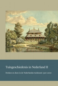 Tuingeschiedenis in NL II Cover