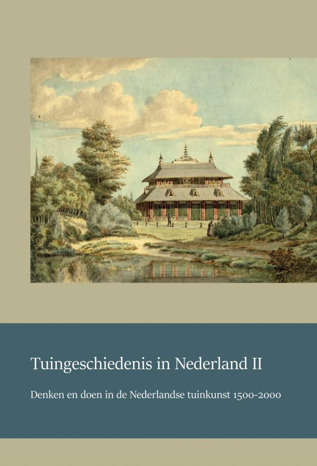 Tuingeschiedenis in NL II Cover