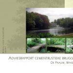 Voorzijde rapport De Paauw, Wassenaar, 2017